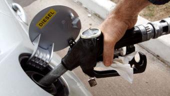 Hausse des taxes sur le carburant